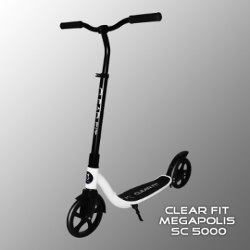 Самокат детский Clear Fit Megapolis SC 5000 - Kettler